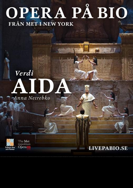 MET: Aida