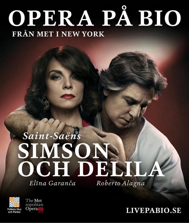MET: Simson och Delila