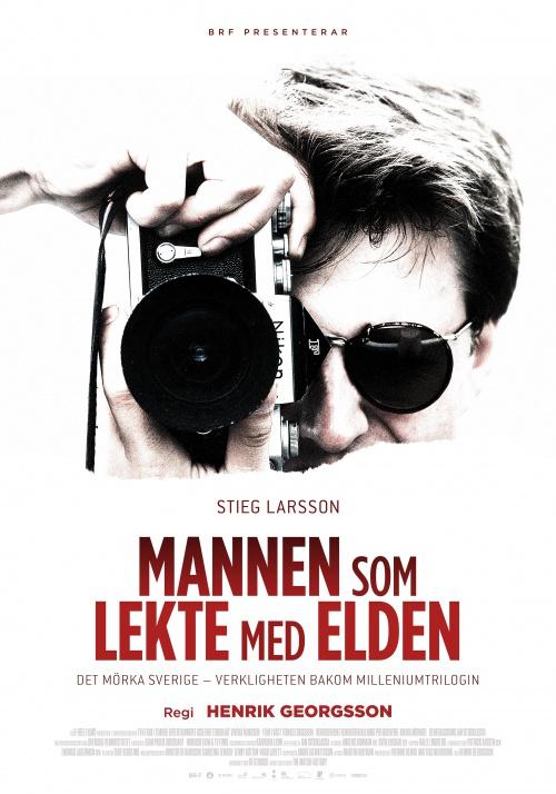 Stieg Larsson - Mannen som lekte med elden (Sv. tx