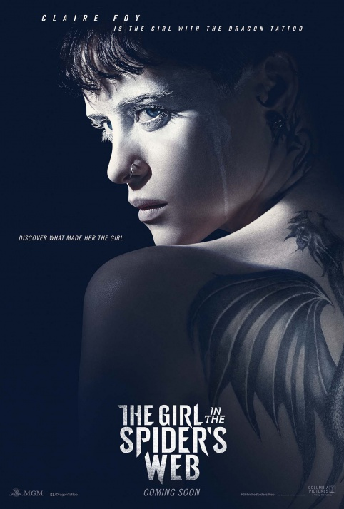 Girl in the Spider�s Web