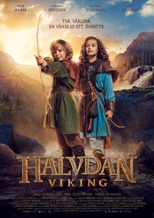 Halvdan Viking (Sv. txt)