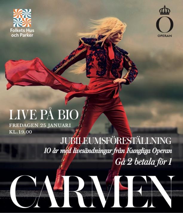 Carmen - Kungliga Operan