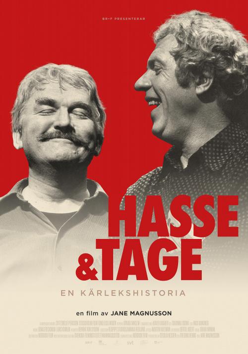 Hasse & Tage - En kärlekshistoria (Sv. txt)