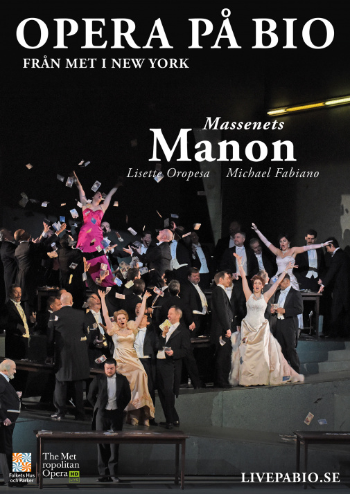 MET: Manon